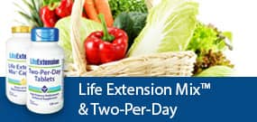Life Extension Mix™ & Two-Per-Day