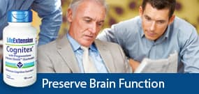 Preserve brain function