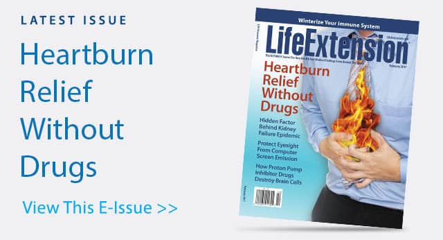 Life Extension Magazine February 2017 Issue Now Online
