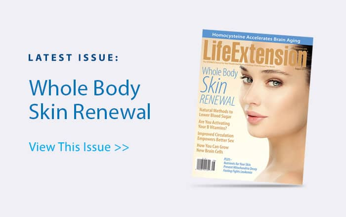 Life Extension Magazine August 2017 Issue