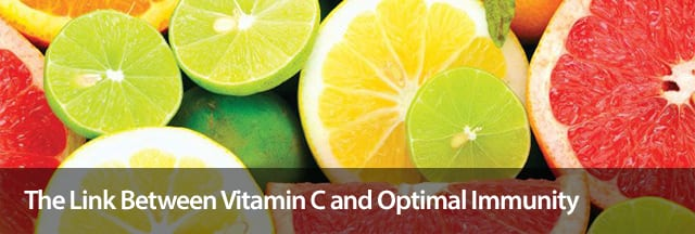 The Link Between Vitamin C And Optimal Immunity