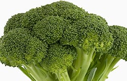 Broccoli sprouts fight ulcer bacteria