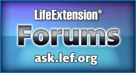 Life Extension Forums