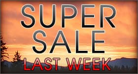 Super Sale Ends Soon—Don't Miss Out!