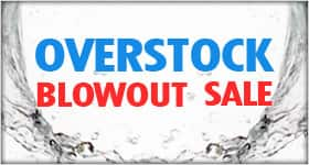 Overstock Blowout Sale—Save 60%-75!