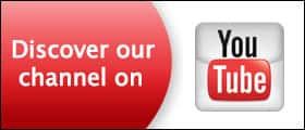 Discover our channel on You Tube!