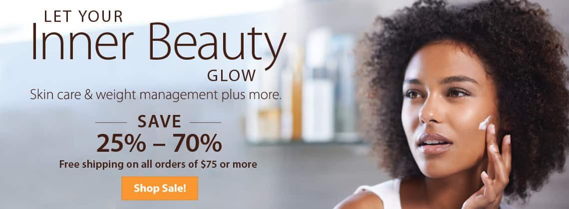 Skin Care and Weight Loss Sale