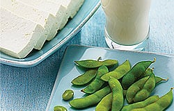 Meta-analysis associates increased soy intake with lower lung cancer risk