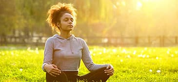 Lifestyle changes, meditation linked to increased telomerase gene expression