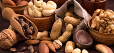 Prostate cancer patients who consume nuts have lower mortality risk