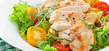 Calorie restriction slows ribosome activity