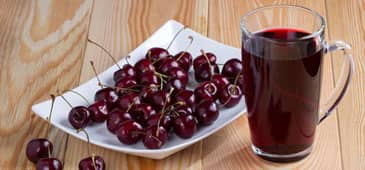 Tart cherry juice drinkers could gain an hour of sleep