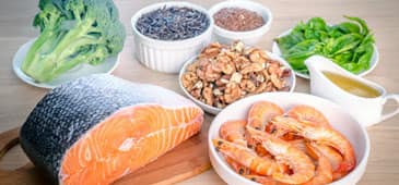 Increased omega 3 intake associated with improved mood, sleep in lupus patients