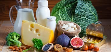 Calcium supplementation may be needed in many areas of the world