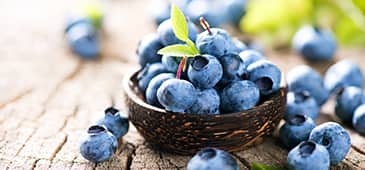 Blueberry intake associated with lower heart disease risk