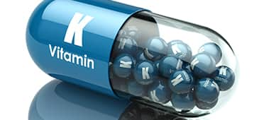 Vitamin K may help rather than harm people using blood thinner