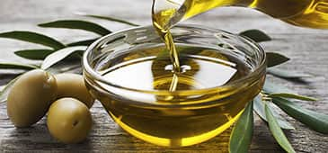 Extra virgin olive oil: good for body and mind