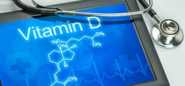 Vitamin D sufficiency associated with fewer complications among patients hospitalized with respiratory virus