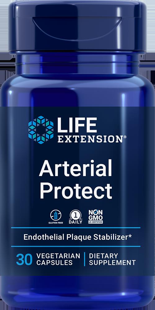 Life Extension Arterial Protect (30 Vegetarian Capsules)