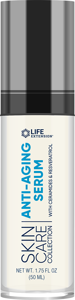 Life Extension Skin Care Collection Anti-Aging Serum, 1.75 fl oz