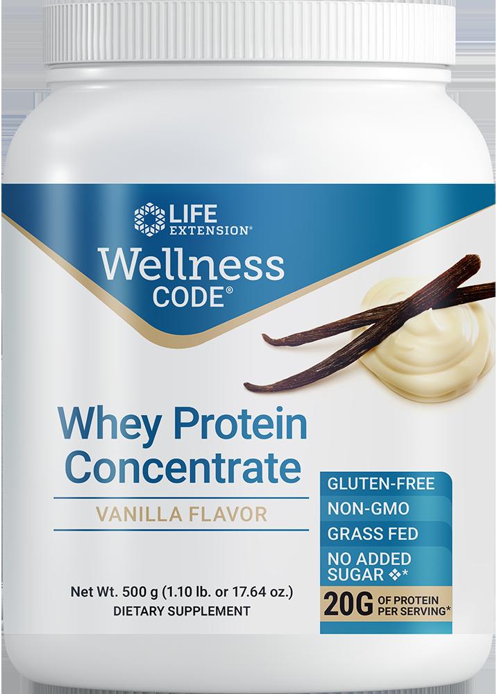 Life Extension Whey Protein Powder