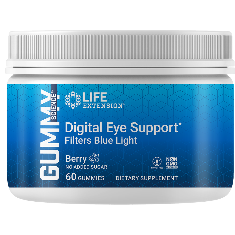 lifeextension.com - Life Extension Gummy Science Digital Eye Support*, 60 gummies 20.00 USD