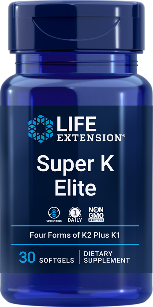 lifeextension.com - Life Extension Super K Elite (30 Softgels) 18.00 USD