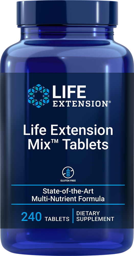 lifeextension.com - Life Extension Mix™ Tablets (240 Tablets) 55.50 USD