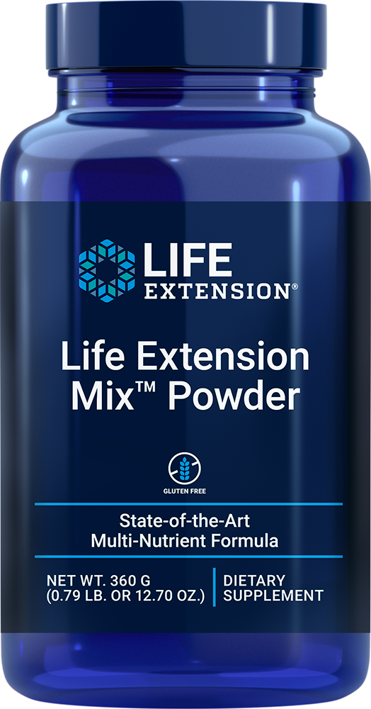 lifeextension.com - Life Extension Mix™ Powder, 12.70 oz 60.00 USD