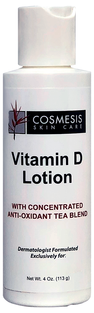 lifeextension.com - Cosmesis Vitamin D Lotion, 4 oz 27.00 USD