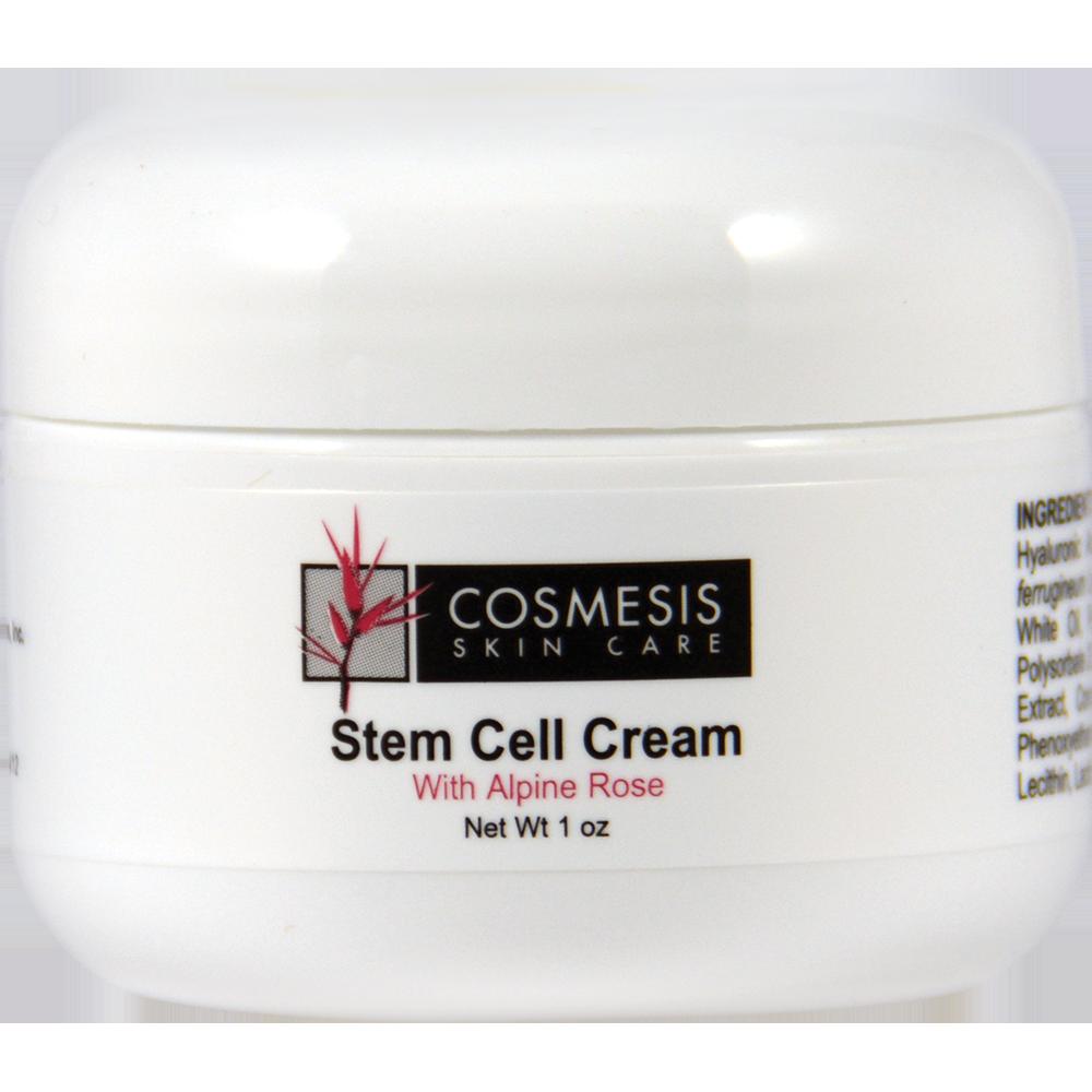 lifeextension.com - Cosmesis Stem Cell Cream with Alpine Rose, 1 oz 49.50 USD