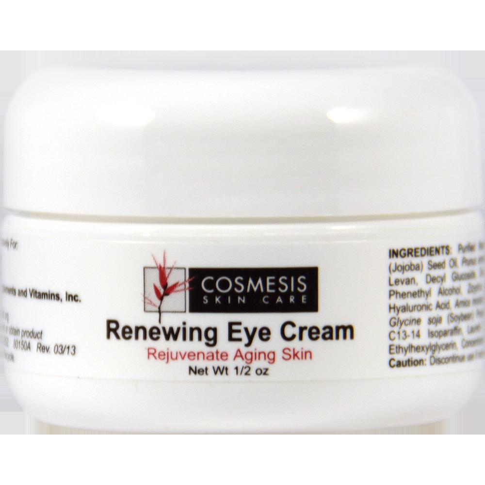 lifeextension.com - Cosmesis Renewing Eye Cream, 0.50 oz 48.75 USD