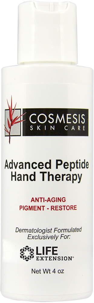 lifeextension.com - Cosmesis Advanced Peptide Hand Therapy, 4 oz 34.50 USD
