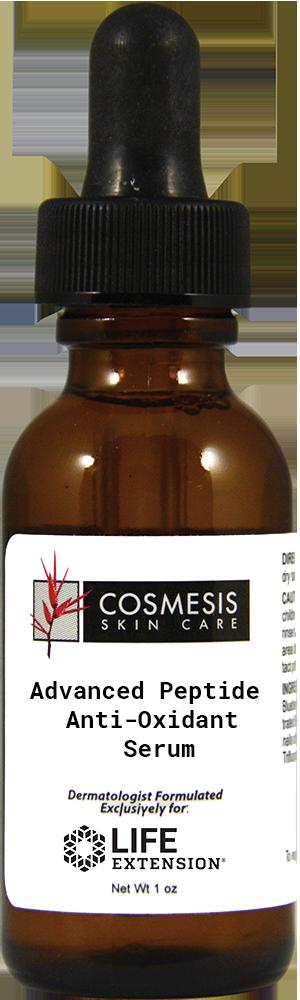 Cosmesis Advanced Peptide Anti-Oxidant Serum, 1 oz