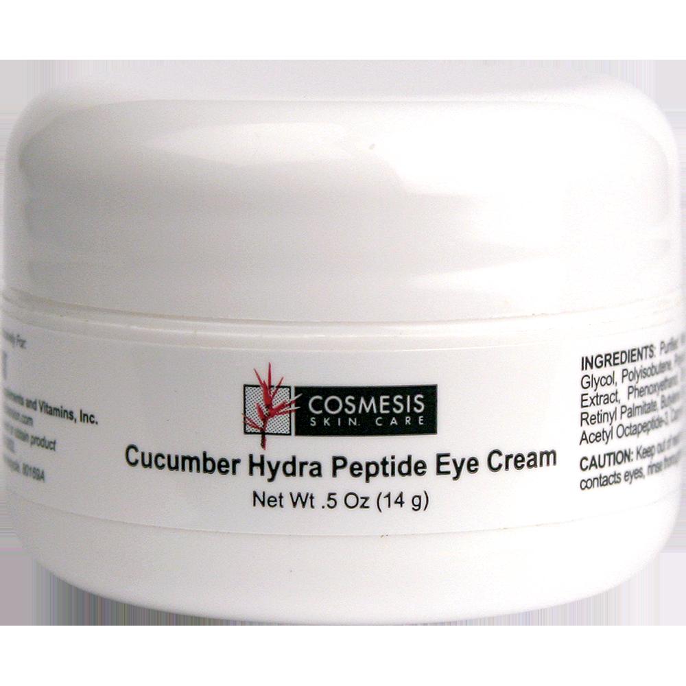 lifeextension.com - Cosmesis Cucumber Hydra Peptide Eye Cream, 0.50 oz 28.50 USD