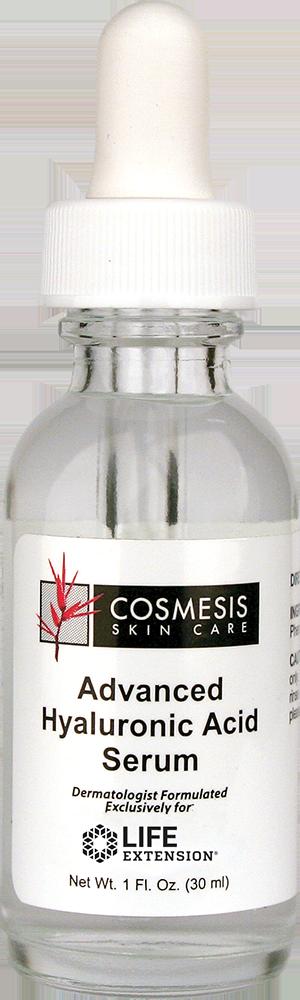 lifeextension.com - Cosmesis Advanced Hyaluronic Acid Serum, 30 ml 33.75 USD