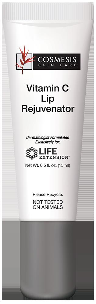 lifeextension.com - Cosmesis Vitamin C Lip Rejuvenator, 0.50 fl oz 18.00 USD
