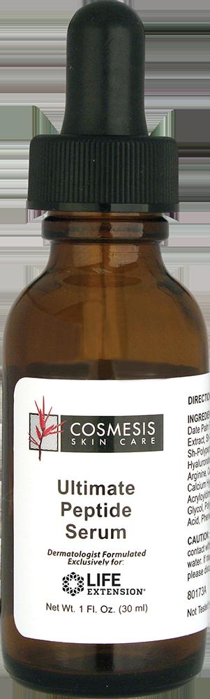 lifeextension.com - Cosmesis Ultimate Peptide Serum 36.75 USD