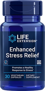 Life Extension Enhanced Stress Relief (30 Vegetarian Capsules)