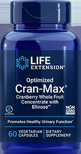 Life Extension Optimized Cran-Max� (60 Vegetarian Capsules)