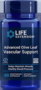 Adv Olive Lf Vasc Sup w/ Celery Sd Ext, 60 caps