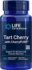 Life Extension Tart Cherry with CherryPURE, 60 VeggieC