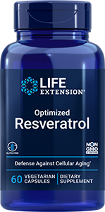 Optimized Resveratrol, 60 capsules