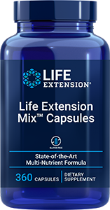 Life Extension Mix? Capsules, 360 capsules