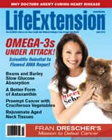 April 2013 Life Extension Magazine® Now Available in Electronic Format
