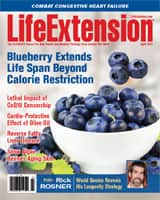 Life Extension Magazine® April 2015 Issue Now Online