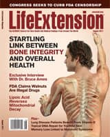 Life Extension Magazine August, 2011