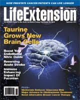 Life Extension Magazine® September 2015 Issue Now Online