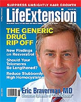 Life Extension magazine August, 2009