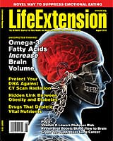 Life Extension Magazine August, 2010